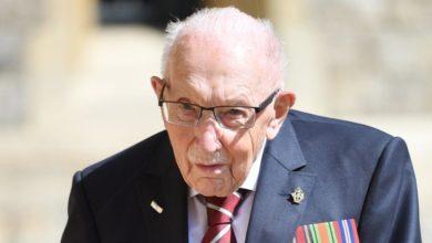 Photo of კოვიდ-19-ით გარდაიცვალა 100 წლის ბრიტანელი ვეტერანი, რომელმაც ექიმებისთვის 39 მლნ-მდე ფუნტი შეაგროვა