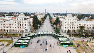 Photo of რუსთავში ახალი ავტობუსები მგზავრებს ორი კვირის განმავლობაში უფასოდ მოემსახურება