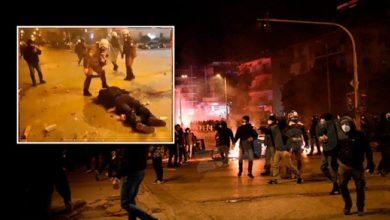 Photo of ათენში მშვიდობიანი დემონსტრაცია პოლიციელთა ძალადობის წინააღმდეგ ნამდვილ ომში გადაიზარდა (ვიდეო)