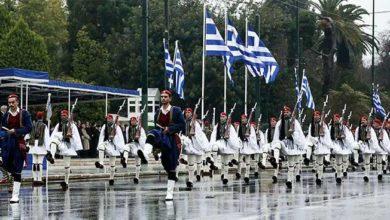 Photo of ისტორიული პარადი საბერძნეთში დამოუკიდებლობის 200 წლისთავის აღსანიშნავად (ფოტო/ვიდეო)