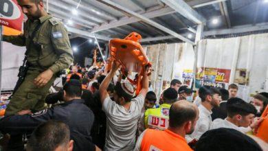 Photo of ისრაელში, ფესტივალზე ტრიბუნის ჩანგრევის შედეგად 44 ადამიანი დაიღუპა, 150-ზე მეტი დაშავდა