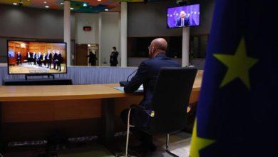 "Photo of ""SAKARTVELOS GAUMARJOS!"" – ასე მიესალმა ევროპული საბჭოს პრეზიდენტი შეთანხმების დოკუმენტზე ხელმოწერას"