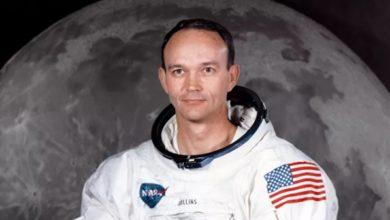 """Photo of გარდაიცვალა მაიკლ კოლინზი, """"აპოლო 11-ის"""" მთვარის მისიის მონაწილე"""