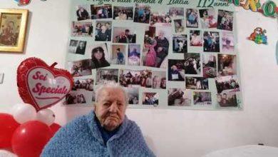 """Photo of """"იტალიის ბებიამ"""" 112 წლის იუბილე აღნიშნა"""