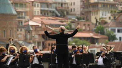 Photo of ევროპის დღისთვის შექმნილი ევროკავშირისა და საქართველოს ჰიმნების მუსიკალური კომპოზიცია (ვიდეო)