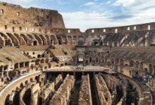 Photo of რომის კოლიზეუმის რესტავრაცია 2023 წელს დასრულდება