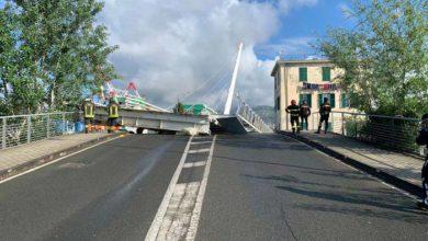 Photo of იტალია: ლიგურიაში კიდევ ერთი საავტომობილო ხიდი ჩაინგრა (ვიდეო)