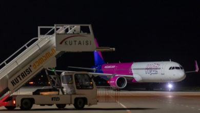 Photo of Wizz Air-ი ქუთაისიდან მაისში 4 მიმართულებას ამატებს