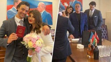 Photo of ჟან-კლოდ ვან დამის ვაჟი აზერბაიჯანელ პიანისტზე დაქორწინდა