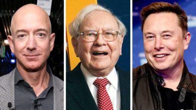 Photo of აშშ-ის ყველაზე მდიდარი ადამიანები საშემოსავლო გადასახადებს მალავდნენ