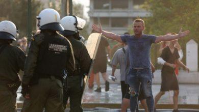 Photo of საბერძნეთში მედპერსონალის სავალდებულო ვაქცინაციის მოწინააღმდეგეთა აქცია პოლიციამ დაშალა