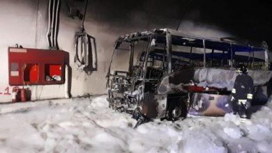 Photo of იტალიაში ავტობუსს, რომელშიც 25 ბავშვი იყო, გვირაბში ცეცხლი გაუჩნდა (ვიდეო)