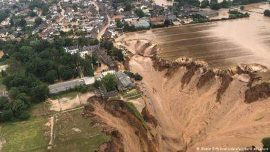 Photo of გერმანიაში დაღუპულთა რაოდენობამ 130-ს გადააჭარბა, კიოლნთან ახლომდებარე ქალაქის ნაწილი მეწყერმა მიწის ქვეშ ჩაიტანა