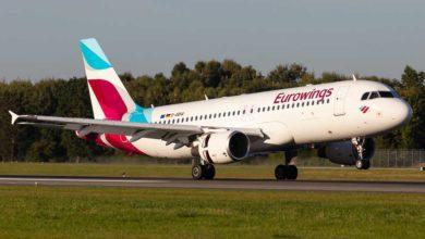 Photo of დაბალბიუჯეტიანმა ავიაკომპანია EUROWINGS-მა დიუსელდორფი-თბილისის მიმართულებით პირველი პირდაპირი რეისი შეასრულა