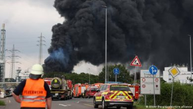 Photo of ქიმიურ საწარმოში აფეთქების შედეგად გერმანიაში ერთი ადამიანი დაიღუპა, 4 თანამშრომელი დაკარგულად ითვლება
