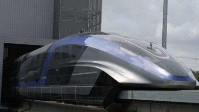 Photo of ჩინეთში წარადგინეს მატარებელი, რომელიც საათში 600 კილომეტრამდე სიჩქარეს ავითარებს (ვიდეო)