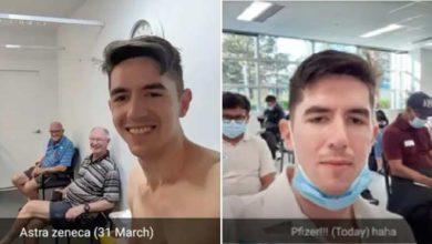 Photo of ავსტრალიელი ახალგაზრდა კაცი სხვადასხვა კოვიდვაქცინით ოთხჯერ აიცრა