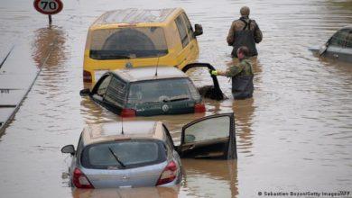 Photo of გერმანიაში წყალდიდობის გამო დაღუპულთა რიცხვი ისევ გაიზარდა