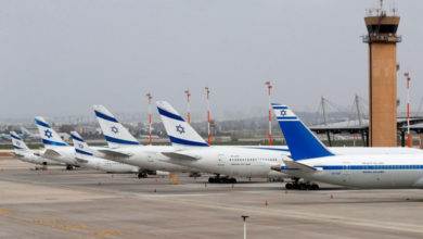 Photo of ისრაელური ავიაკომპანიები საქართველოს მიმართულებით ფრენებს აჩერებენ