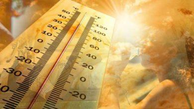 Photo of უახლოეს დღეებში საქართველოში ჰაერის ტემპერატურა 40 გრადუსს გადააჭარბებს, იზრდება ტყის ხანძრების რისკი