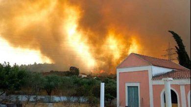 Photo of საბერძნეთი: როდოსი ცეცხლშია გახვეული (ვიდეო)