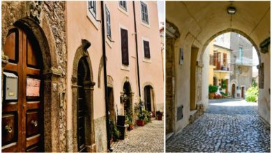 Photo of იტალიაში უძრავი ქონების შეძენით დაინტერესებულთა საყურადღებოდ! – რომის მახლობლად მდებარე ქალაქში სახლები ერთ ევროდ იყიდება