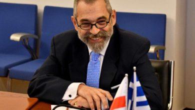Photo of საბერძნეთის ელჩი დიმიტრიოს კარაბალისი საქართველოში თავის საქმიანობას ასრულებს