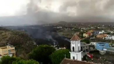 Photo of ჯოჯოხეთი ლა პალმაზე – ესპანეთში ვულკანის ამოფრქვევას კატასტროფული შედეგები მოჰყვა (ვიდეო)