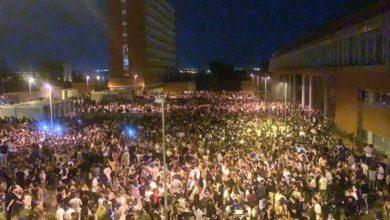 """Photo of ესპანეთში ათასობით სტუდენტმა უკანონო მეგაწვეულება – """"მაკრო ბოტელონი"""" მოაწყო (ვიდეო)"""
