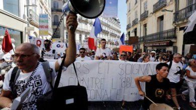 Photo of საფრანგეთში სამედიცინო სფეროში დასაქმებულ აუცრელ 3 000-მდე ადამიანს მუშაობის უფლება შეუჩერეს