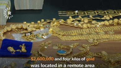 Photo of ქართველმა ქალმა შეიხს 2 მილიონ 600 ათასი დოლარი და 4 კილო ოქრო მოპარა (ვიდეო)