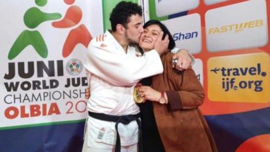 Photo of მსოფლიო ჩემპიონი 5 წლის უნახავ დედასთან ერთად ტურნირის შემდეგ იტალიაში