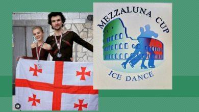 Photo of ქართველი წყვილის ოქრო იტალიიდან