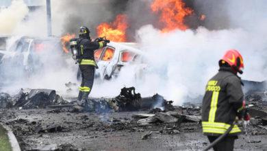 Photo of მილანში თვითმფრინავი შენობას დაეჯახა, არიან დაღუპულები